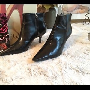 BCBGirls Ankle Booties